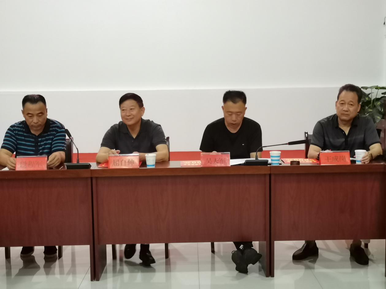 蒲城县慈善协会与县军人事务局联合开展慰问贫困退役军人活动